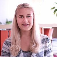 Nadine hat bei van Loon Kommunikation ab 2014 eine Ausbildung zum Mediengestalter gemacht