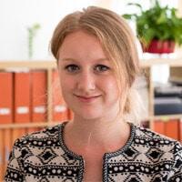 Zita hat bei van Loon Kommunikation ab 2017 eine Ausbildung zum Mediengestalter gemacht